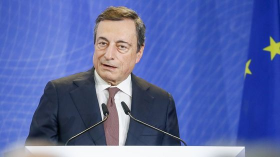Former ECB Chief Mario Draghi Tapped to Lead Italy Out of Its Crisis