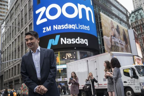 Refused U.S. Visa Eight Times, Zoom CEO Is Now a Billionaire