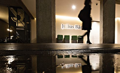 Julius Baer Group Ltd. Chief Executive Officer Boris Collardi Interview & Full Year Results News Conference