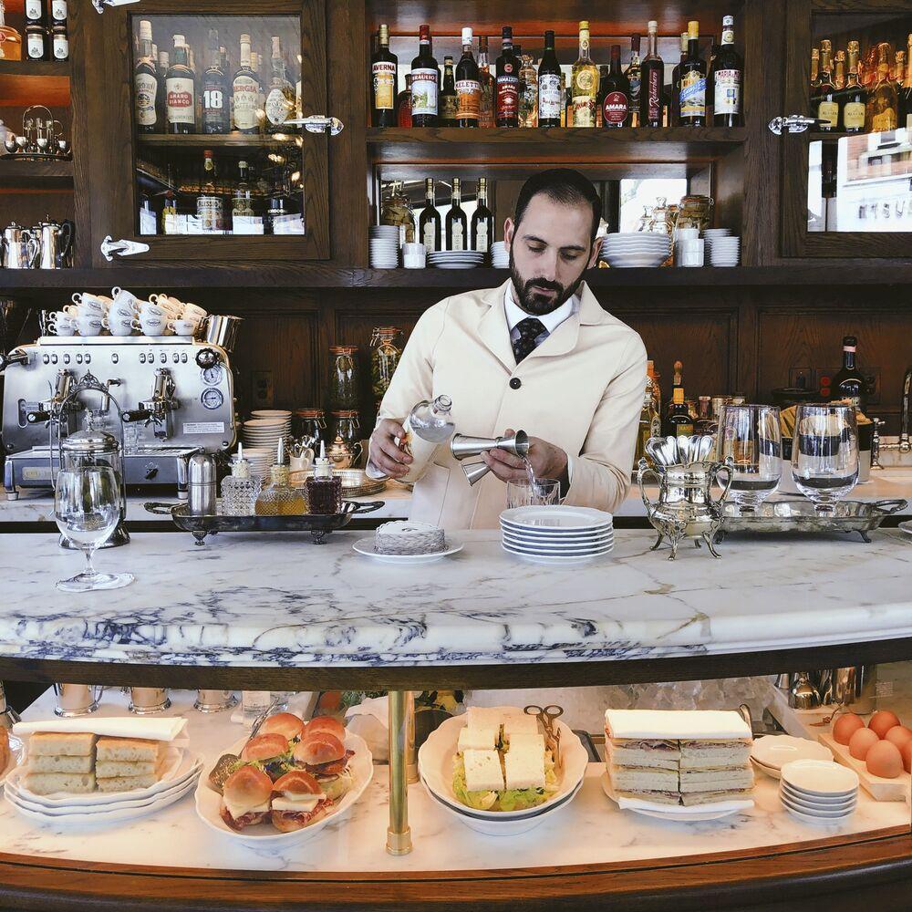 West Village NYC Restaurants: Pastis, Bar Pisellino, White Horse