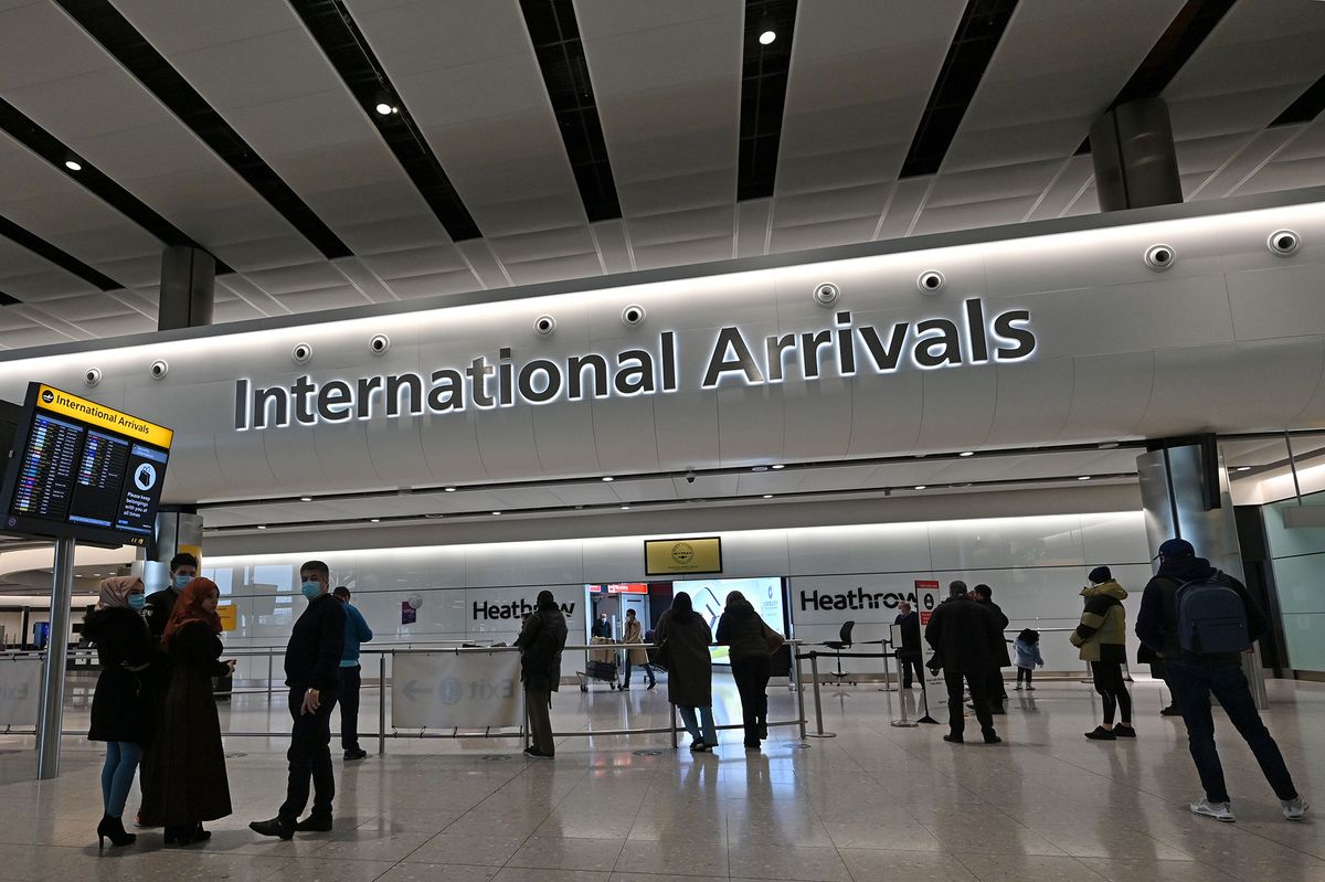 Heathrow CEO Sees U.K. Ready to Let In Vaccinated Americans