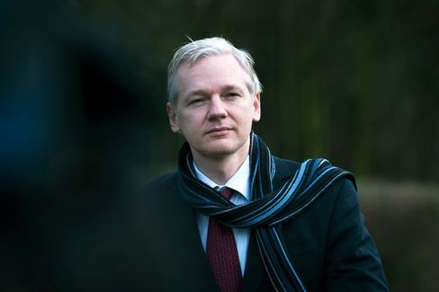 First They Came for WikiLeaks, Then the 'New York Times'
