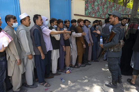 Taliban Set to Retake Afghanistan After 20 Years in Shadows