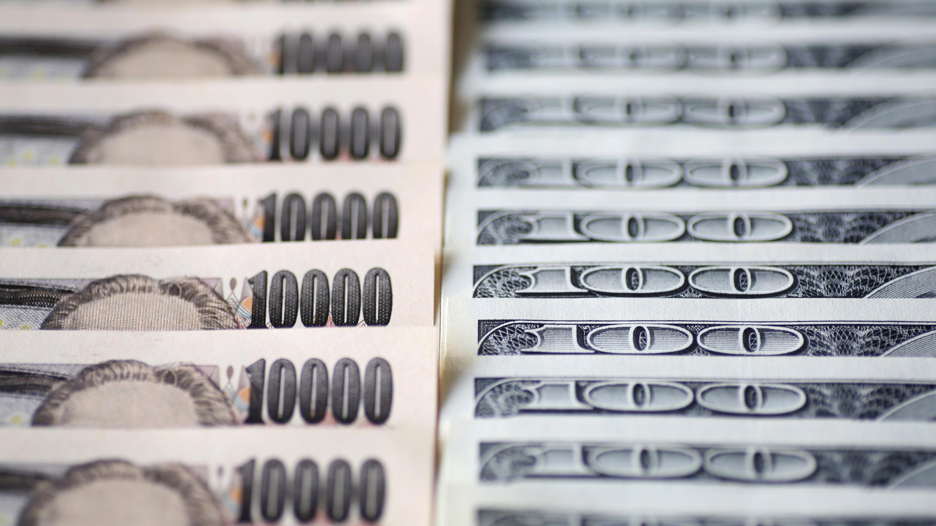 The Japanese Yen Is Playing Catch-Up: Gkionakis