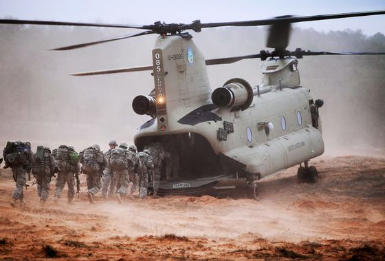 Army's Bid to Cut Boeing's Helicopters Meets Home-State Resistance