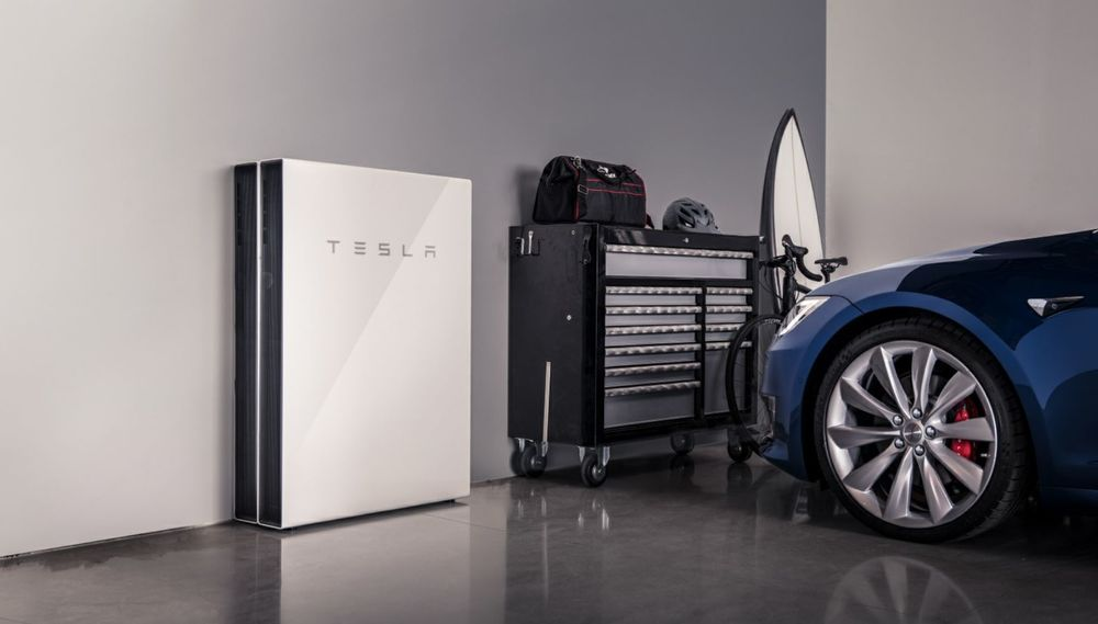 Power Companies Want to Tap the Tesla Batteries in Your Home - Bloomberg