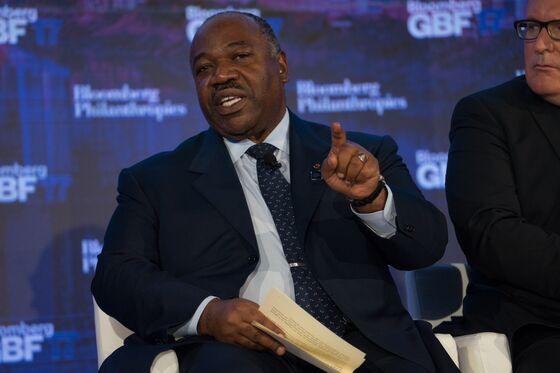 Bongo Expected to Tighten Control of Gabon in Legislative Vote