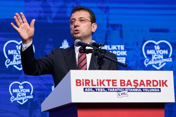 Istanbul Mayor and Potential Erdogan Challenger Faces Prison