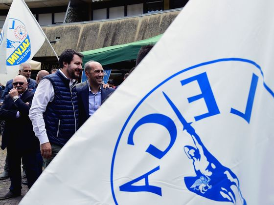 Salvini's Choice: Push to Be Prime Minister Depends on EU Vote