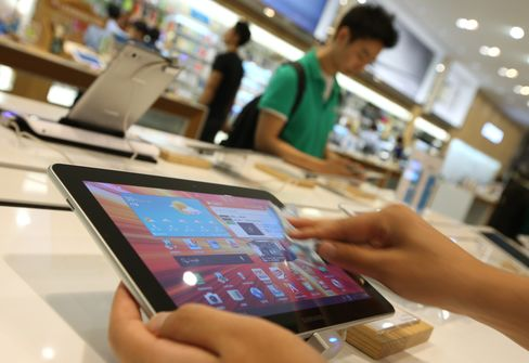 Apple Cites Consumer Confusion Over Samsung Tablets, Phones