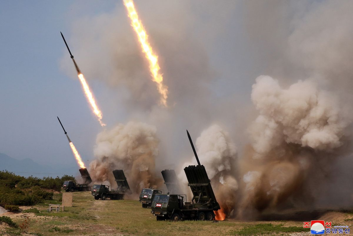 Weapons Tested by Kim Could Strike Deep Into South Korea