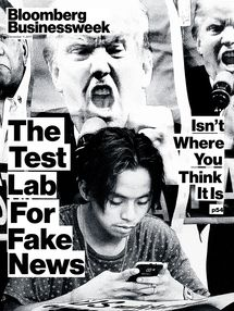 relates to The Test Lab for Fake News Isn't Where You Think It Is