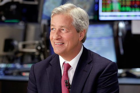 Dimon Cedes Chairman Title at JPMorgan Banking Unit
