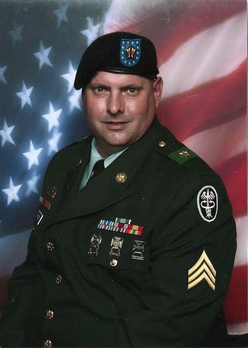 Iraq War Veteran Chris Pantzke