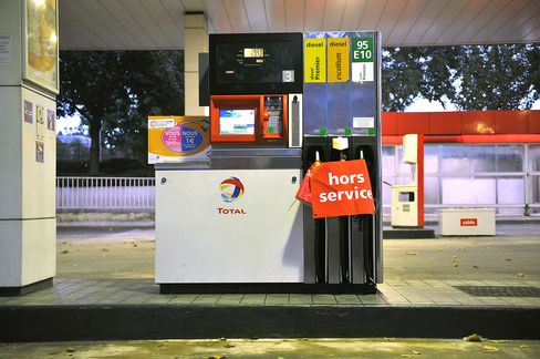 Dry Gas Pumps Become Strategic Focus for French Unions