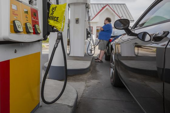 Road Trippers Face Occasional EmptyPump and PriceyGasoline