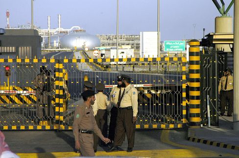 Saudi Security Tightens Around World's Biggest Crude Facility