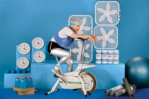 How to Exercise in Four Minutes, by Biologist Jamie Timmons
