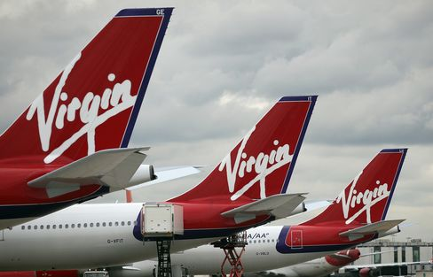 Branson's Virgin Atlantic Won't Be 'Eclipsed' in Deal