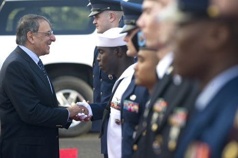 Panetta Says U.S. Reviewing Afghanistan Troop Levels After 2014