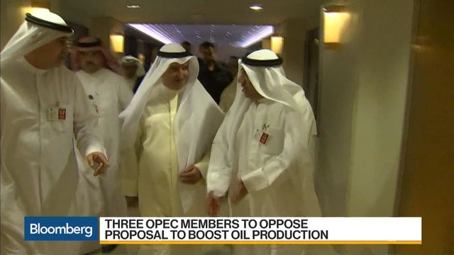 Saudi Arabia's energy minister may face his toughest test when OPEC members meet. Bloomberg's Heesu Lee reports