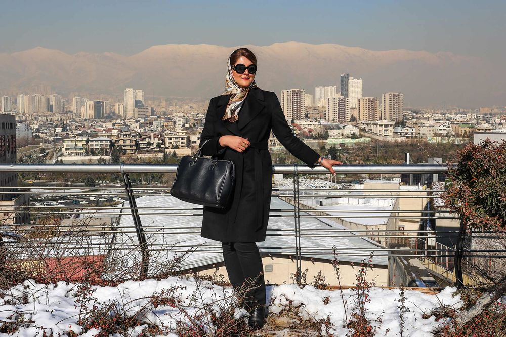 The Woman Shaping Iran's Oil Future - Bloomberg