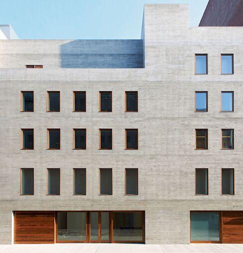 David Zwirner Gallery in Chelsea.