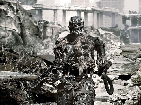Terminator Salvation, 2009.
