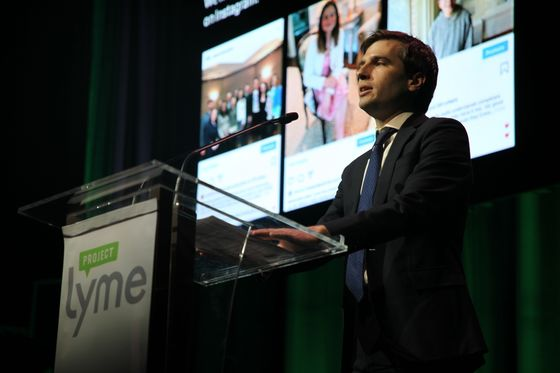 Wall Street Takes a Break From Coronavirus to Fight Lyme