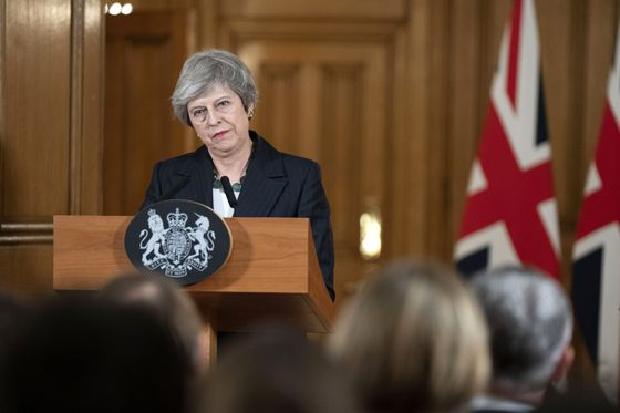 May's Chances in Parliament Have 'Bottomed Out,' Eurasia Says