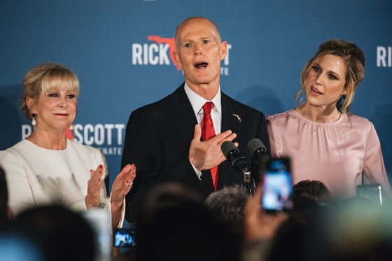 Tight Florida Senate Race in Turmoil With Late Votes and Lawsuit