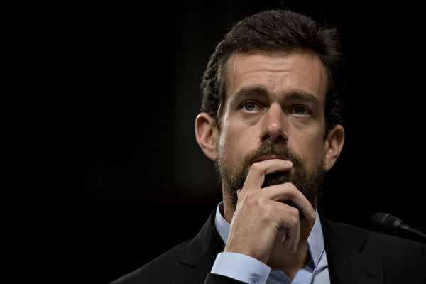 Twitter CEO Dorsey And Facebook COO Sandberg Testify Before Senate Intelligence Committee