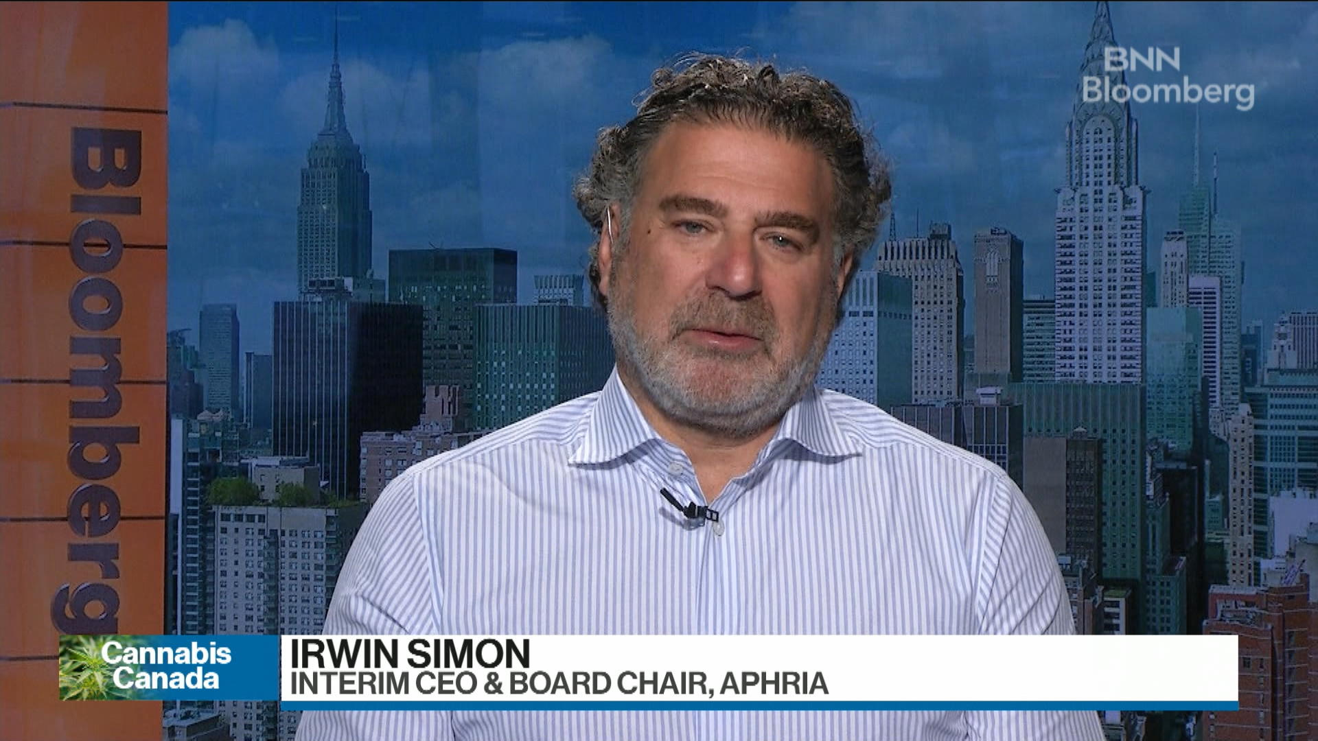 APHA:Toronto Stock Quote - Aphria Inc - Bloomberg Markets