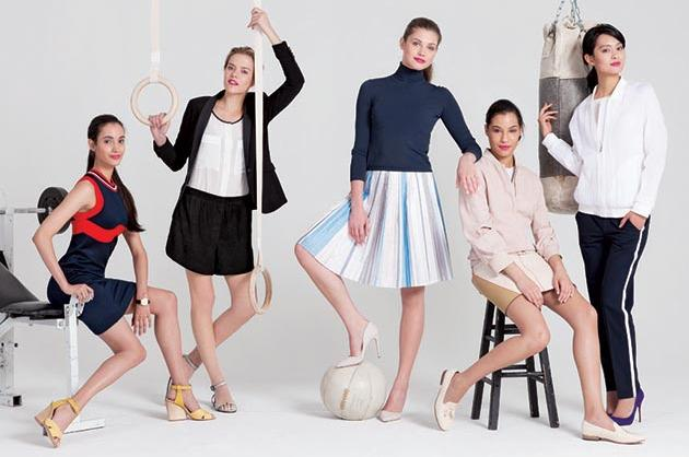 Womens Work Style Embraces Sportswear This Summer