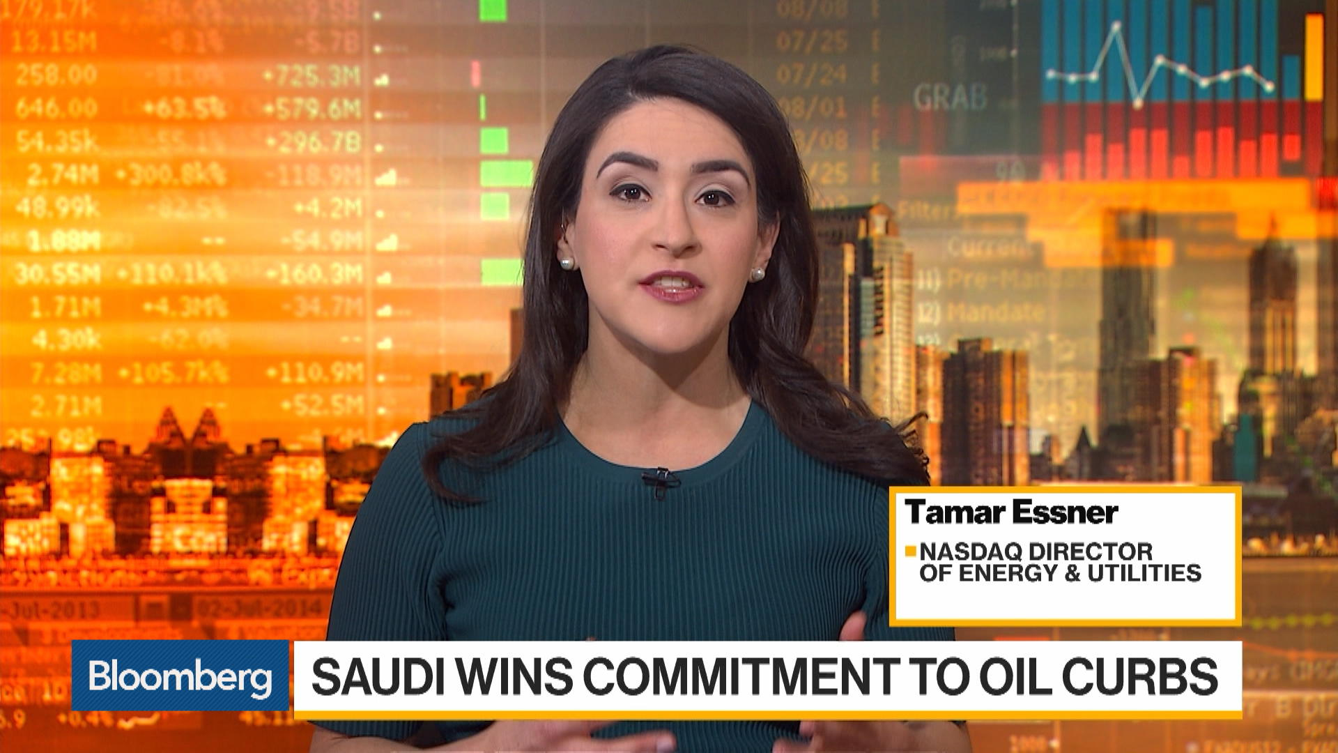 U.S.'s Stance on Iran and Venezuela to Affect OPEC Policy, Nasdaq's Essner Says