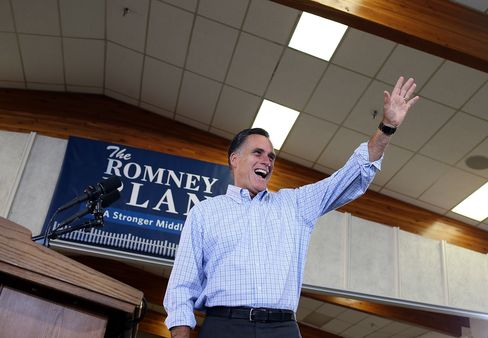 Romney Raised $101.3 Million in July for Election Campaign