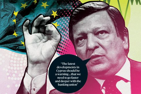 European Commission President Jos?? Barroso on His Job's Challenges