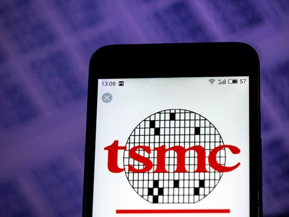 TSMC has barely flinched at the U.S. ban against its second-largest customer.