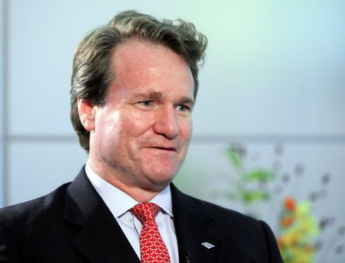 BofA Chief Moynihan Says Fiscal Cliff Already Cuts Into Economy