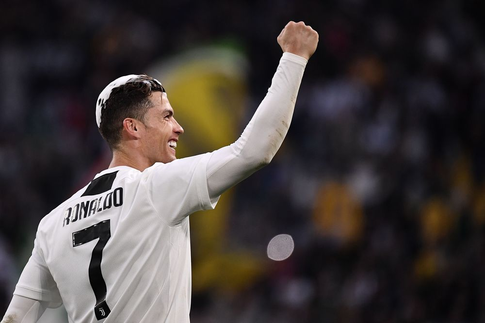 pretty nice 10a36 a591b Ronaldo Plays Key Role as Juventus Wins 8th Straight Title ...