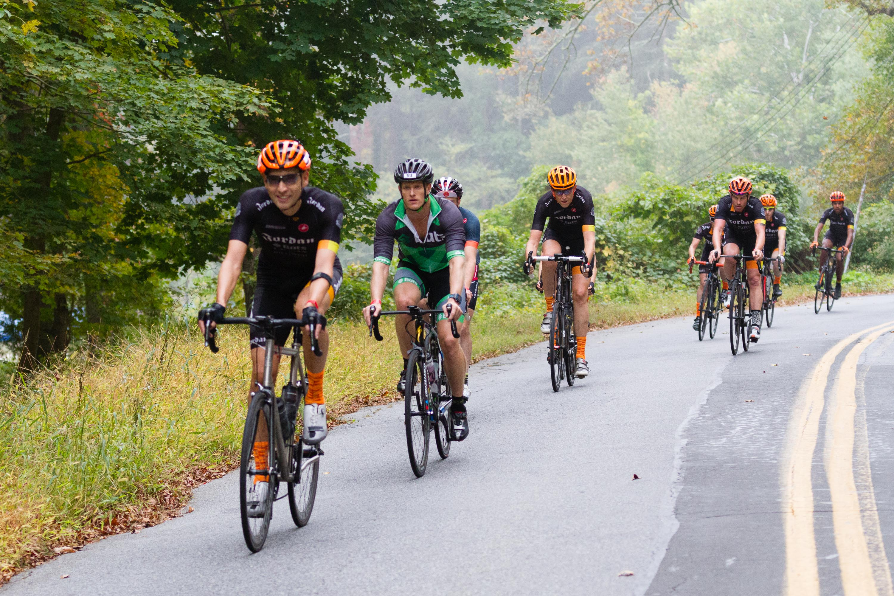 Speed Traders Race for Autism Research on Wall Street Bike Ride