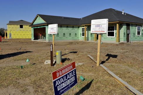 Homebuilders Undermined by Cost of Construction Boom's Flaws