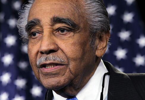 New York Democrat Charles Rangel
