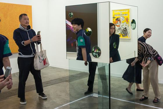 Art Basel Owner Chases Asia's Rich With New Singapore Fair
