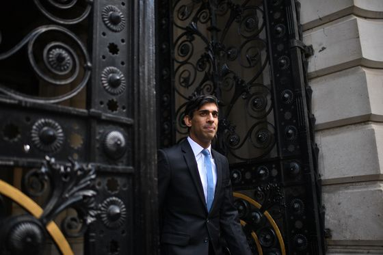 Sunak Tries to Save the Summer with $38 Billion Stimulus