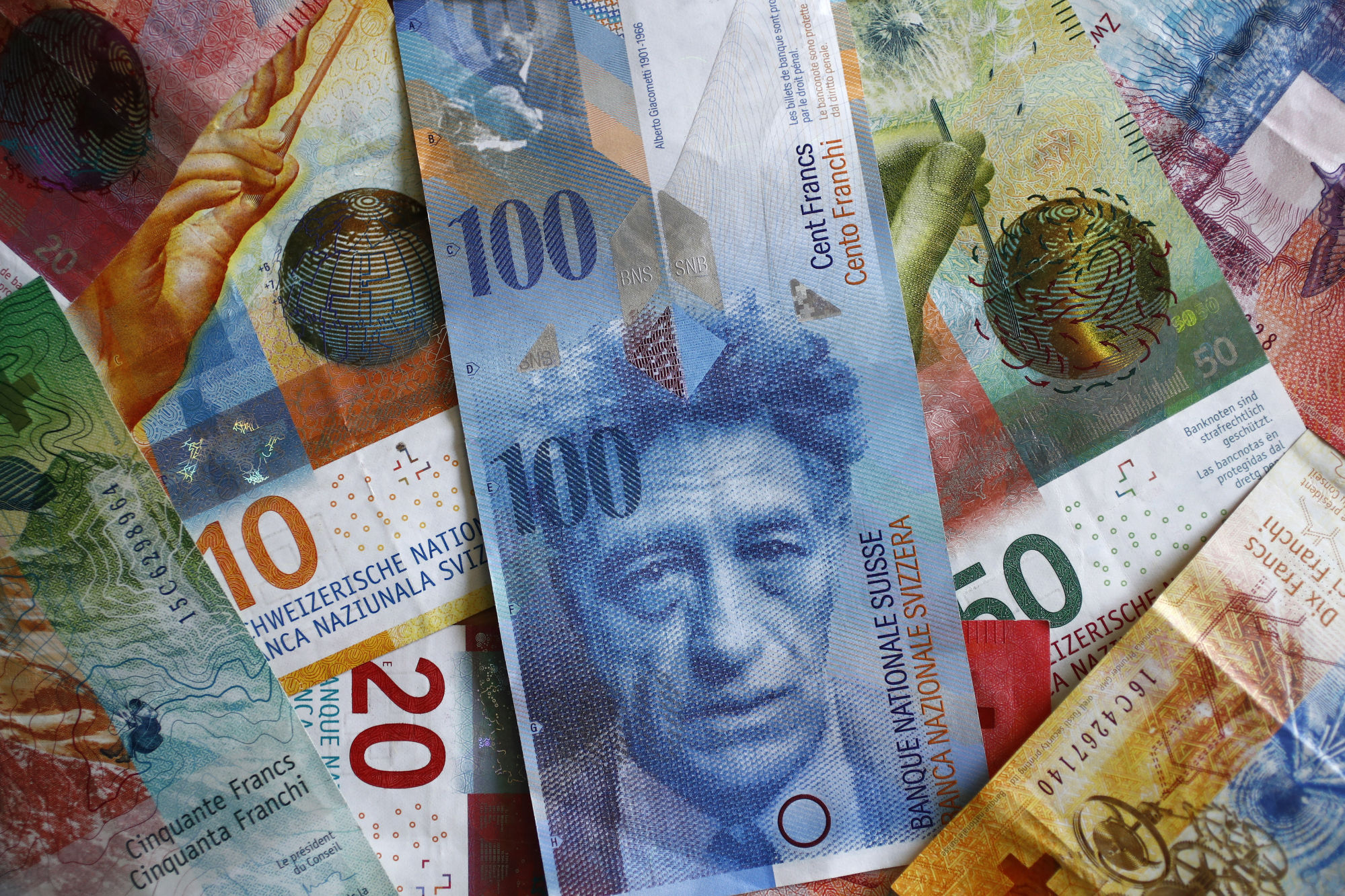 Swiss Franc Rally May Run Out Of Steam As Gains Risk Irking Snb Bloomberg
