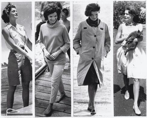 Jackie Kennedy Fashion Styles