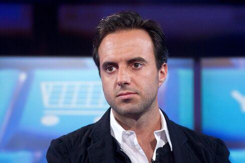 José Neves, CEO of Farfetch.