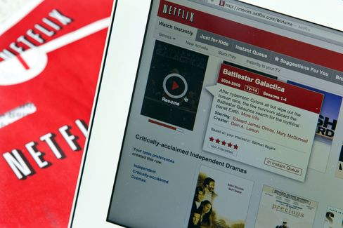 Netflix Seen Cracking Down on Account Sharing to Lift Profit