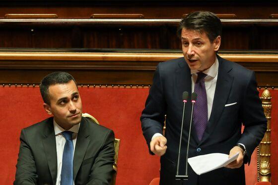 Five Star Challenges Italian Premier on Timing for Program